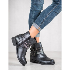 Forever Folie Graphite Boots grey 3