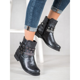 Forever Folie Graphite Boots grey 4