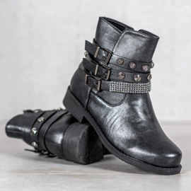 Forever Folie Graphite Boots grey 5