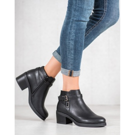 Anesia Paris Boots On A Post black 3