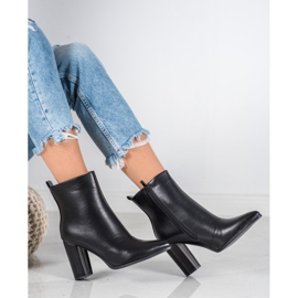 Seastar Eco-leather boots black 3