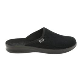 Befado men's shoes pu 548M020 black 1