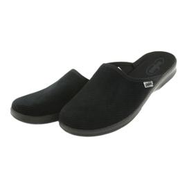 Befado men's shoes pu 548M020 black 4
