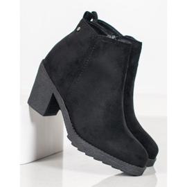 Jumex Boots On The Platform black 3