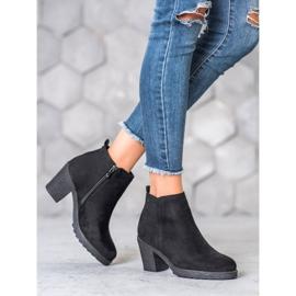 Jumex Boots On The Platform black 4