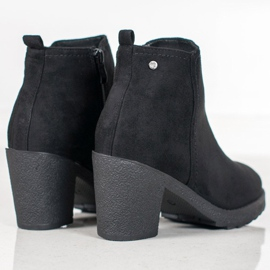 Jumex Boots On The Platform black 2