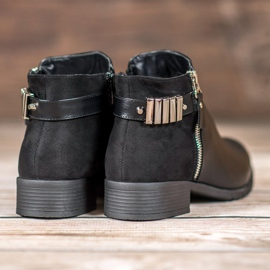 Queen Vivi Stylish women's boots black 2