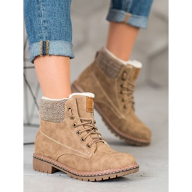 Goodin Trappers With Sheepskin brown 5