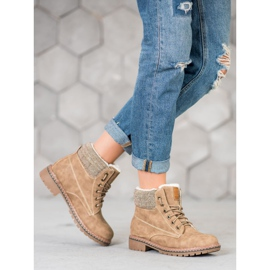 Goodin Trappers With Sheepskin brown 3