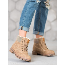 Goodin Trappers With Sheepskin brown 4