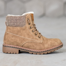Goodin Trappers With Sheepskin brown 6