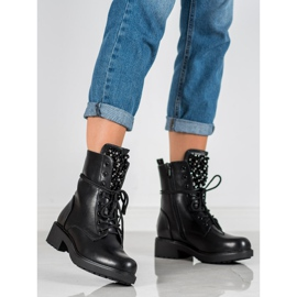 Seastar Classic Workers With Crystals black 3