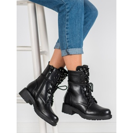 Seastar Classic Workers With Crystals black 4