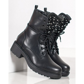 Seastar Classic Workers With Crystals black 2