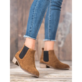 Goodin Leather Chelsea boots brown 5