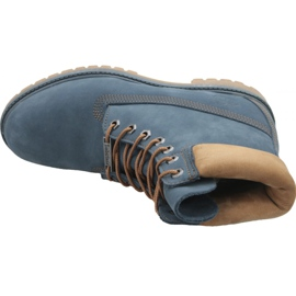 Timberland 6 Inch Premium Boot M A1LU4 shoes navy 2