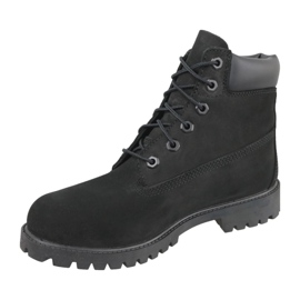 Timberland 6 In Premium Boot W 12907 winter boots black 1