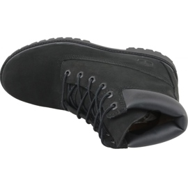 Timberland 6 In Premium Boot W 12907 winter boots black 2