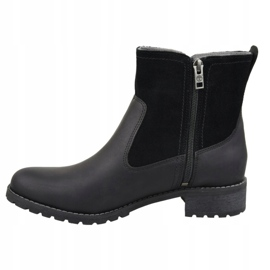 Timberland Bethel Biker W 6914B winter shoes black 1