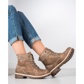 Goodin Warm Trappers brown 8