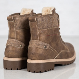 Goodin Warm Trappers brown 6