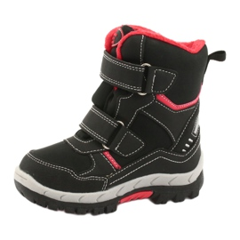 American Club boots with a membrane RL34 black 2