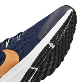 Nike Air Zoom Pegasus 36 Jr AR4149-401 shoes navy 1