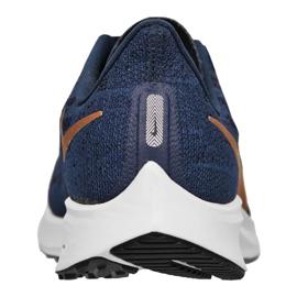 Nike Air Zoom Pegasus 36 Jr AR4149-401 shoes navy 2