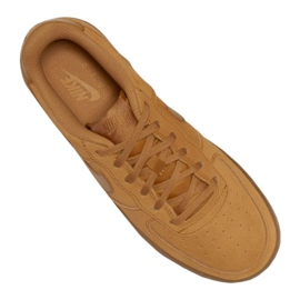 Nike Air Force 1 LV8 3 Jr BQ5485-700 shoes brown 3