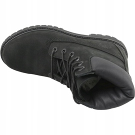 Timberland 6 Premium In Boot Jr 8658A shoes black 2