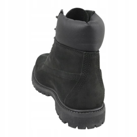 Timberland 6 Premium In Boot Jr 8658A shoes black 3