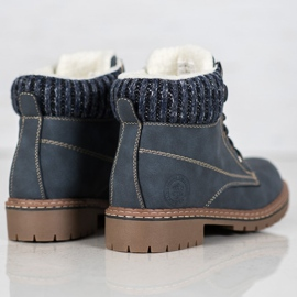Goodin Trappers With Sheepskin blue 6