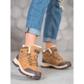 Arrigo Bello Lace-up winter boots brown 4
