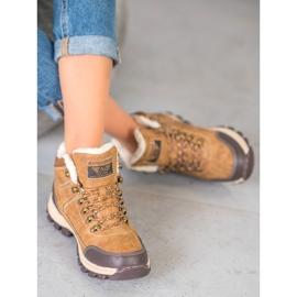 Arrigo Bello Lace-up winter boots brown 3