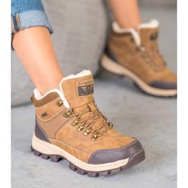 Arrigo Bello Lace-up winter boots brown 5