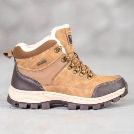 Arrigo Bello Lace-up winter boots brown 6