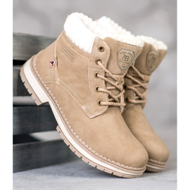 Arrigo Bello Fashionable Trappers brown 5