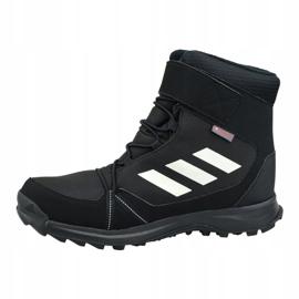 Adidas Terrex Snow Cf Cp Cw Jr S80885 shoes black 1
