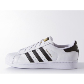 Adidas Originals Superstar Fundation Jr C77154 shoes white 2
