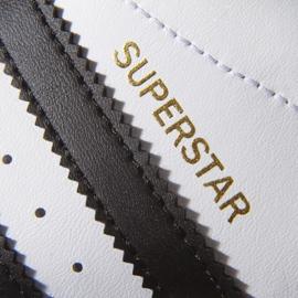 Adidas Originals Superstar Fundation Jr C77154 shoes white 4