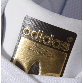Adidas Originals Superstar Fundation Jr C77154 shoes white 5