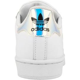Adidas Originals Superstar Jr AQ6278 shoes white 3
