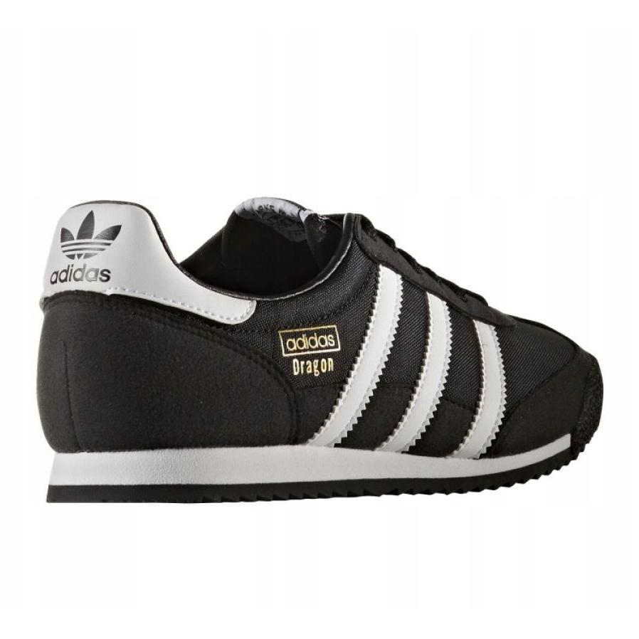 circulación Ewell Obstinado  Adidas Originals Dragon Og Jr BB2487 shoes black - ButyModne.pl