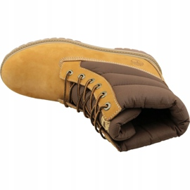 Timberland 6 In Quilit Boot Jr C1790R winter boots brown 2