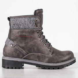 Goodin Warm Trappers grey 4