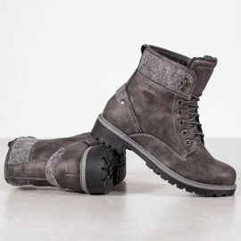 Goodin Warm Trappers grey 5