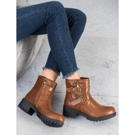 SHELOVET Classic Workers brown 2