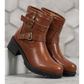 SHELOVET Classic Workers brown 1