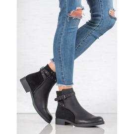 J. Star Warm black boots 1