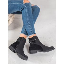 J. Star Warm black boots 4